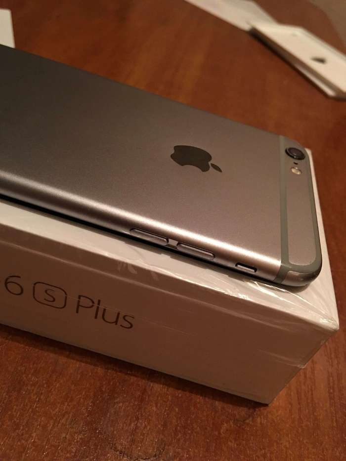 iPhone 6s Plus 16 GB Space Gray БУ iPoster.ua