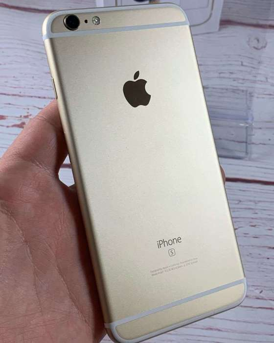 iPhone 6s Plus 16GB Gold БУ iPoster.ua