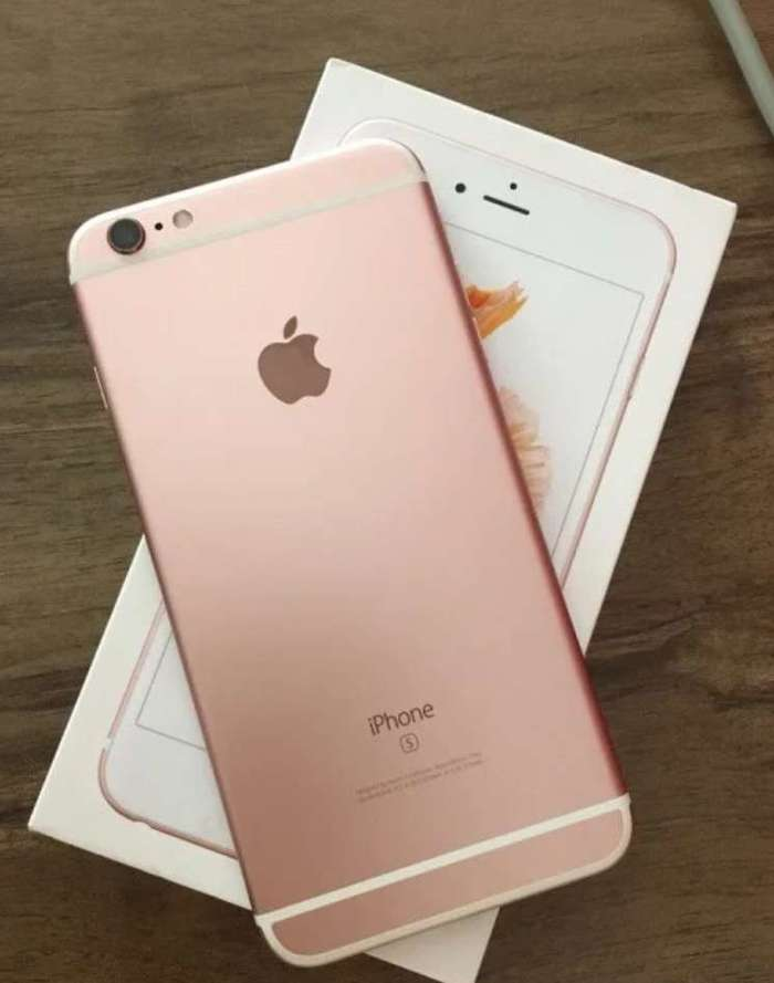 iPhone 6s Plus 16GB Rose Gold БУ iPoster.ua