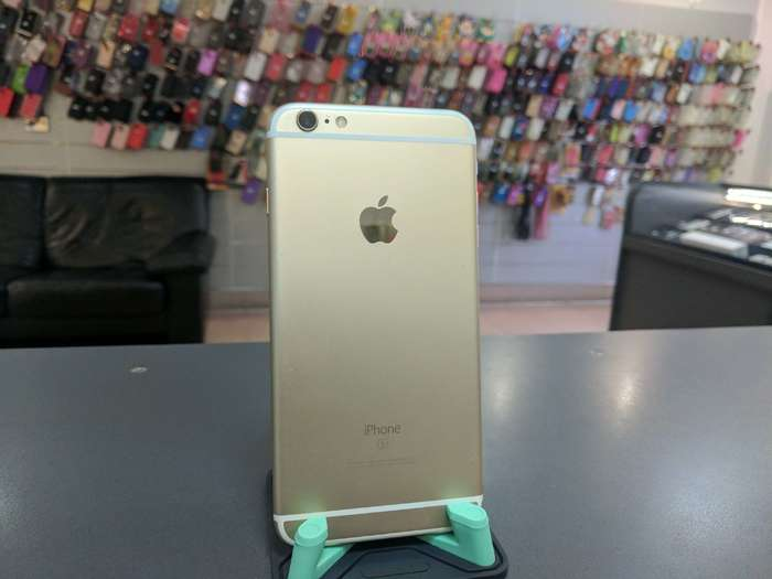 iPhone 6s Plus 64 GB Gold БУ iPoster.ua