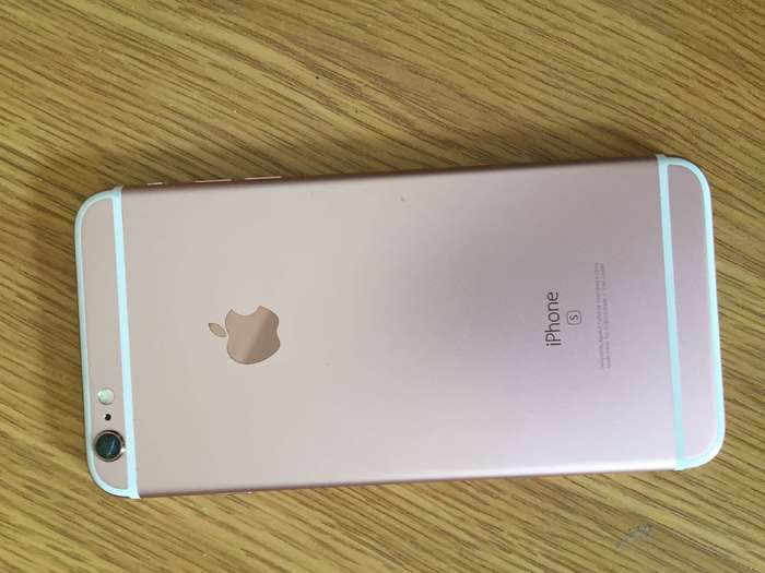 iPhone 6s Plus 64 GB Rose Gold БУ iPoster.ua