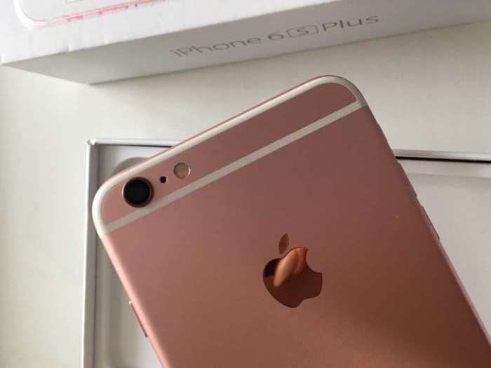 iPhone 6s Plus 64GB Rose Gold БУ iPoster.ua