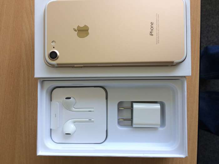 iPhone 7 128 GB Gold Ref iPoster.ua