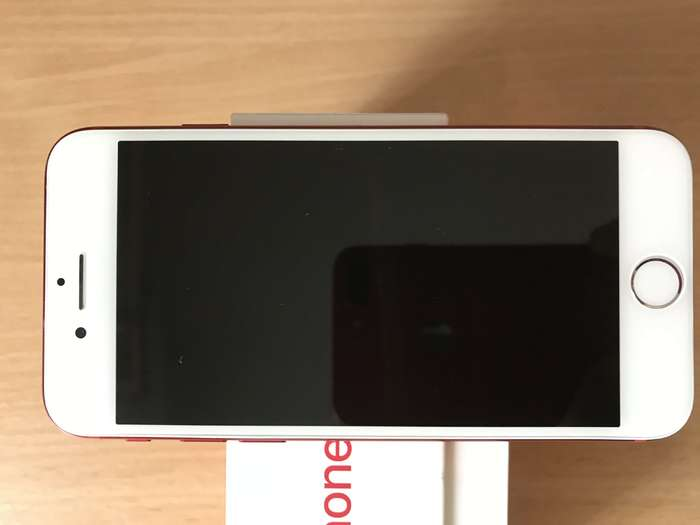 iPhone 7 128 GB (PRODUCT)RED БУ iPoster.ua