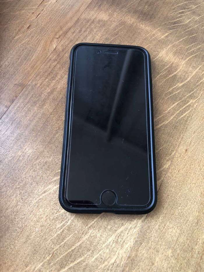 iPhone 7 256 GB Jet Black БУ iPoster.ua