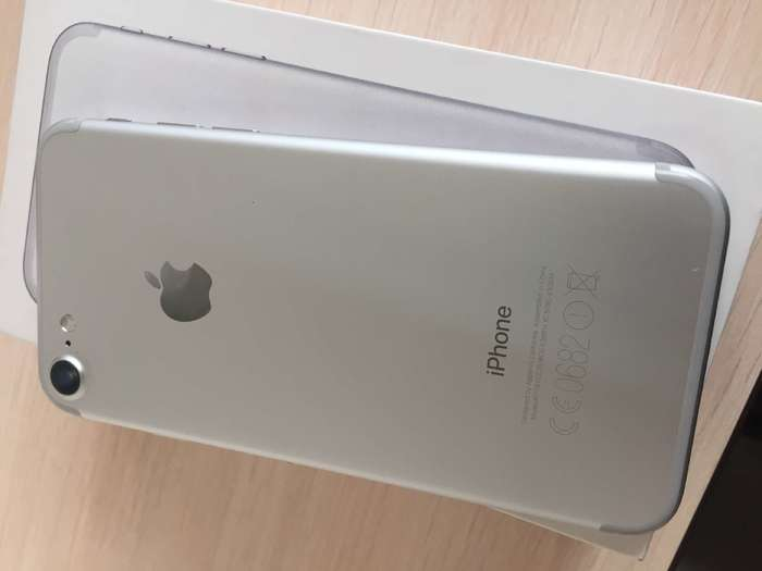 iPhone 7 256 GB Silver БУ iPoster.ua