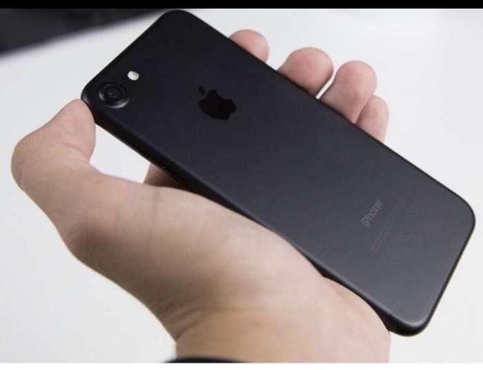iPhone 7 32 GB Jet Black iPoster.ua