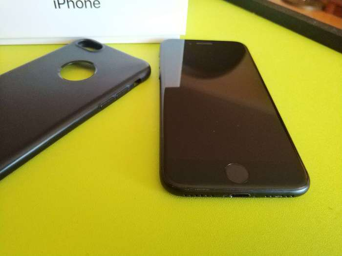 iPhone 7 32 GB Jet Black БУ iPoster.ua