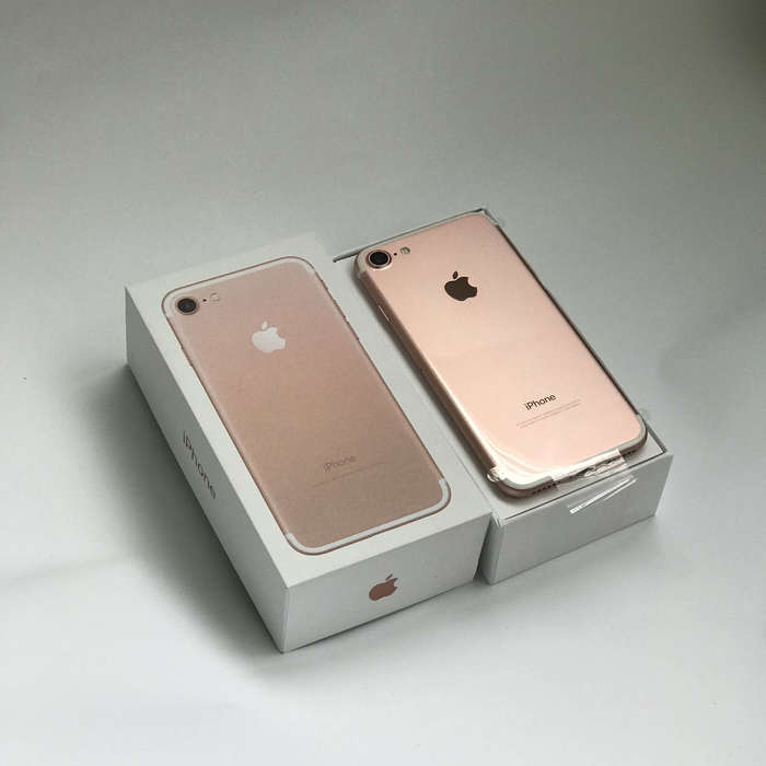 iPhone 7 32 GB Rose Gold iPoster.ua