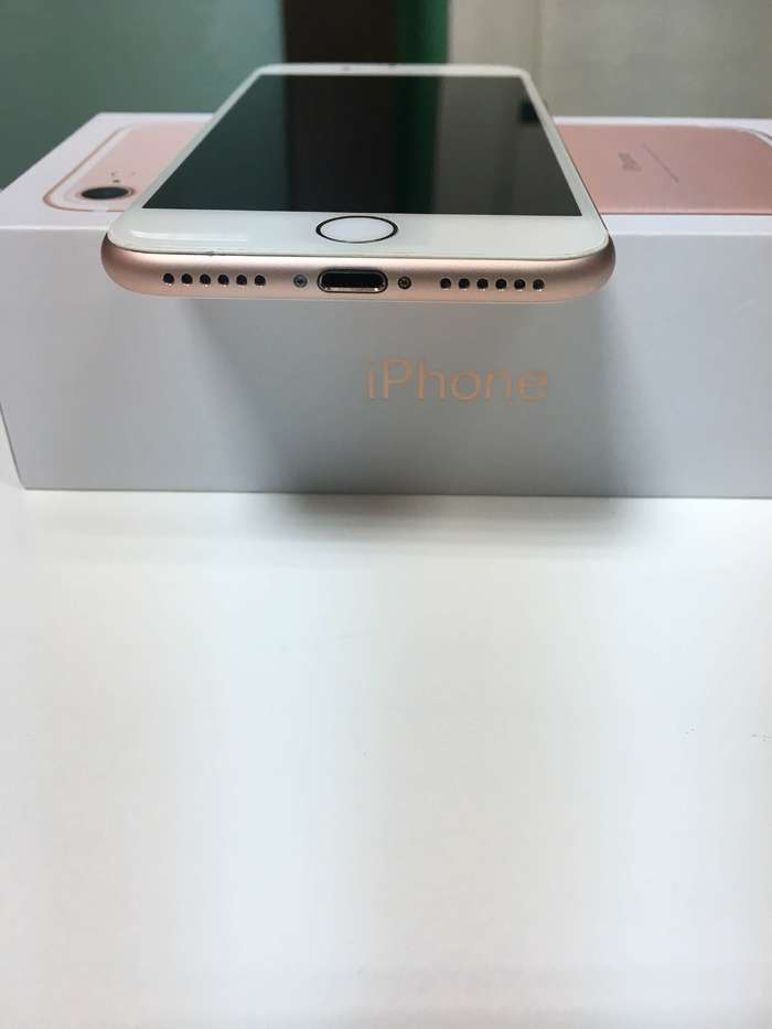 iPhone 7 32 GB Rose Gold БУ iPoster.ua