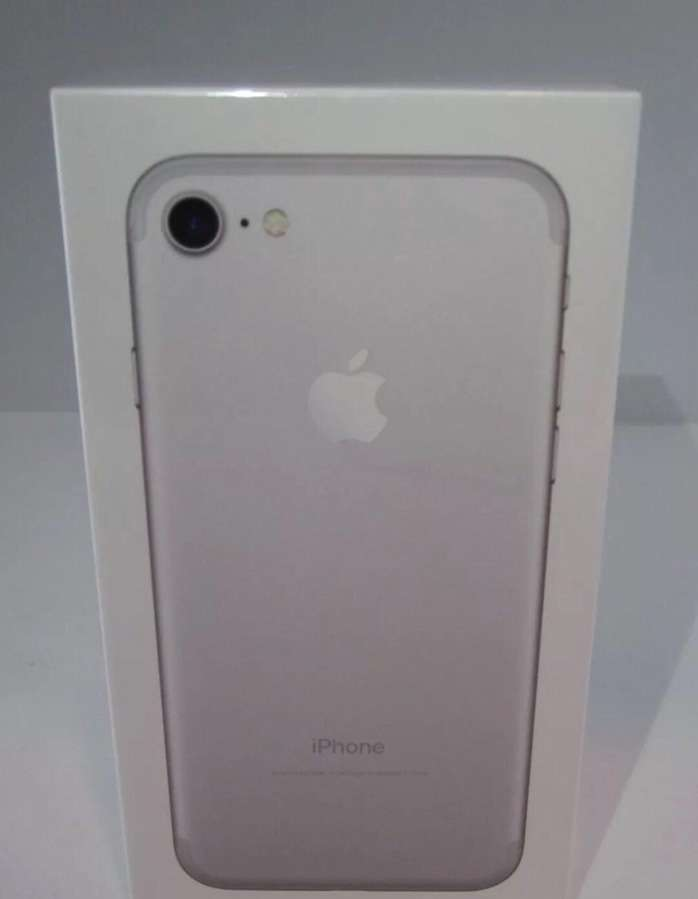 iPhone 7 32 GB Silver Ref iPoster.ua