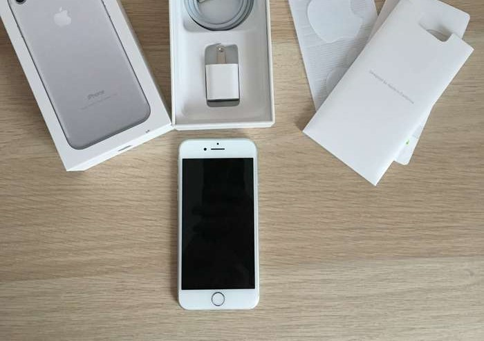 iPhone 7 32GB Silver БУ iPoster.ua