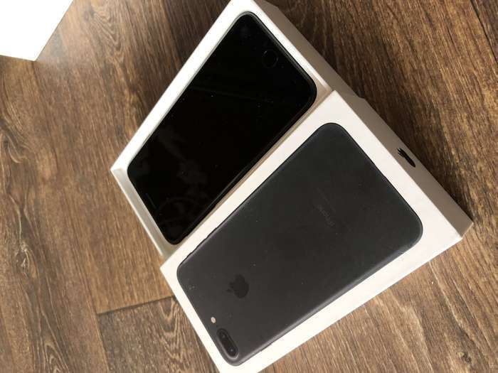 iPhone 7 Plus 128 GB Black iPoster.ua