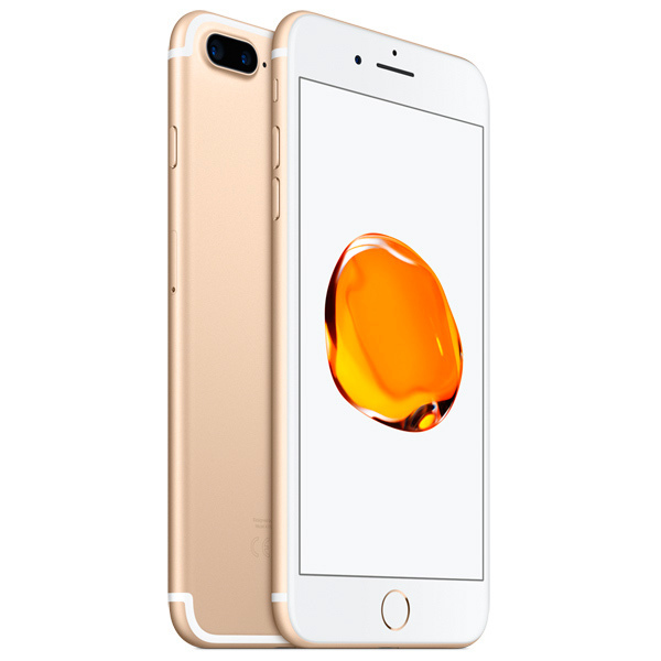 iPhone 7 Plus 128 GB Gold iPoster.ua