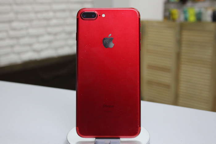 iPhone 7 Plus 128 GB (PRODUCT)RED БУ iPoster.ua