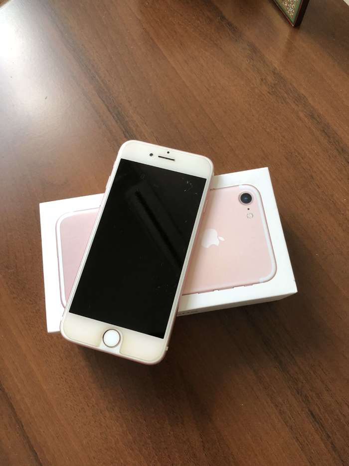 iPhone 7 Plus 128 GB Rose Gold БУ iPoster.ua