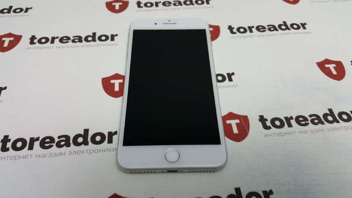 iPhone 7 Plus 128 GB Silver БУ iPoster.ua