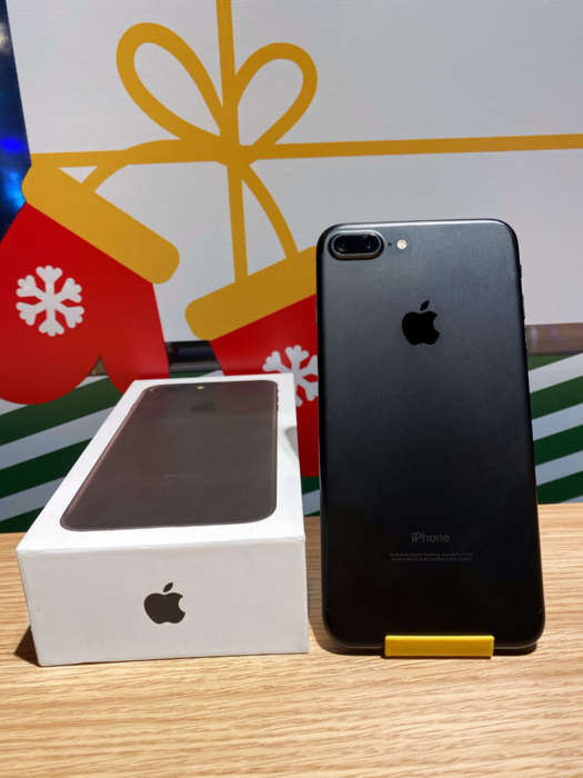 iPhone 7 Plus 128GB Black БУ iPoster.ua