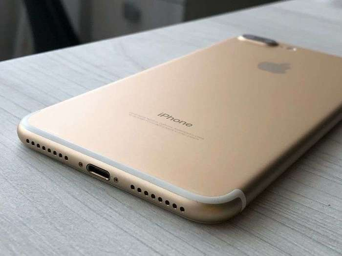 iPhone 7 Plus 256GB Gold БУ iPoster.ua