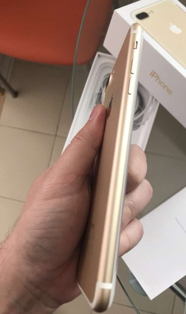 iPhone 7 Plus 256 GB Gold БУ iPoster.ua