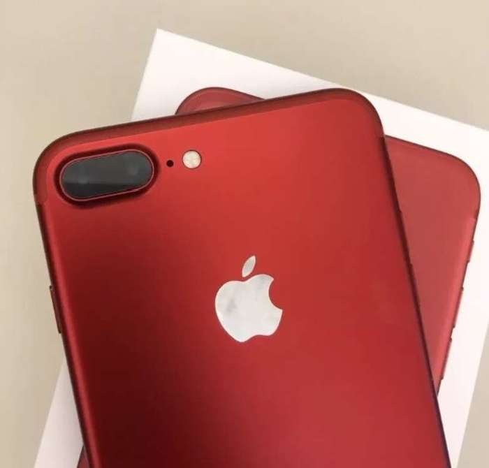 iPhone 7 Plus 256GB (PRODUCT)RED БУ iPoster.ua