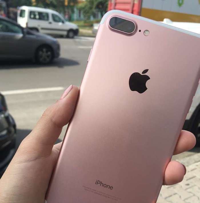 iPhone 7 Plus 256GB Rose Gold БУ iPoster.ua