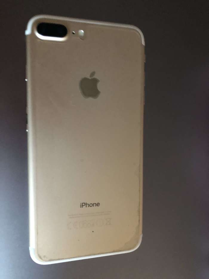 iPhone 7 Plus 256GB Gold iPoster.ua