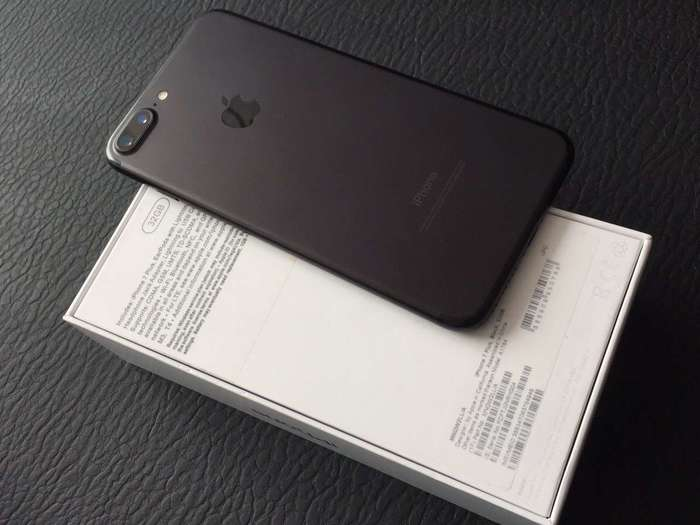 iPhone 7 Plus 32 GB Black БУ iPoster.ua