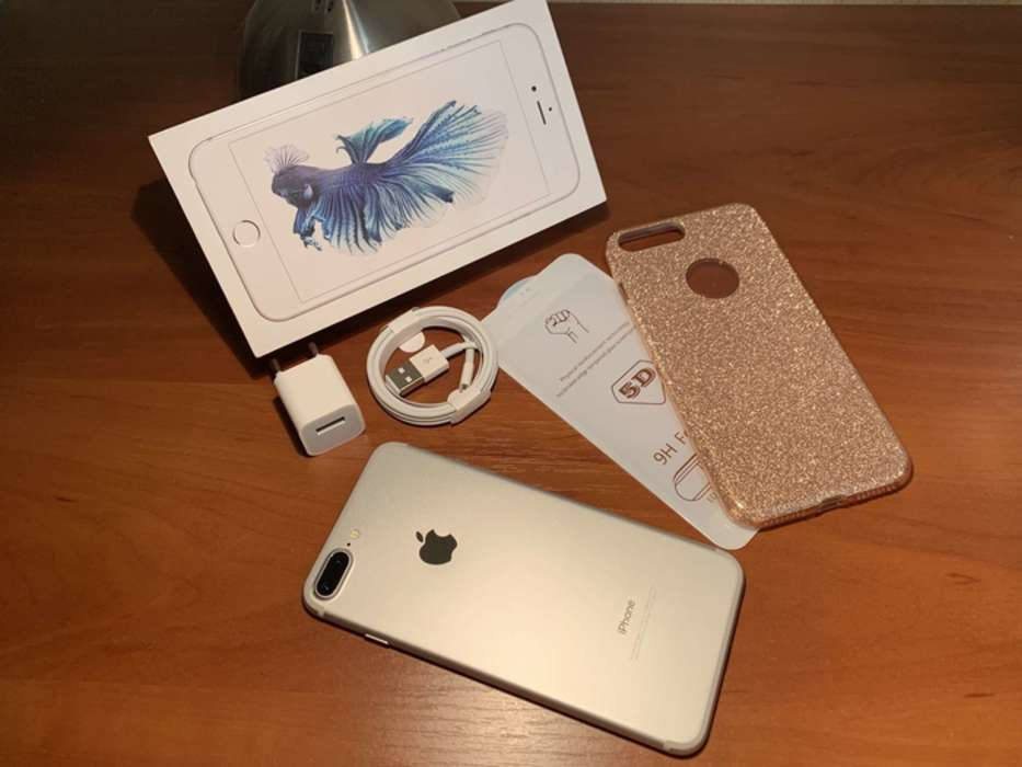 iPhone 7 Plus 32GB Silver БУ iPoster.ua