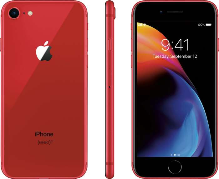 iPhone 8 64 GB (PRODUCT)RED iPoster.ua