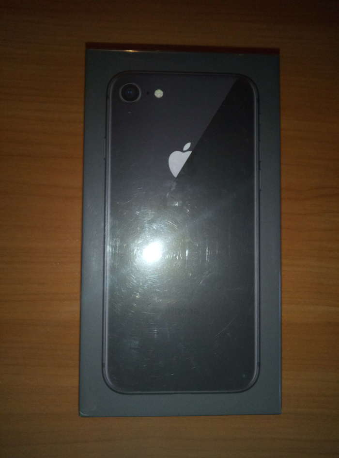 iPhone 8 64 GB Space Gray iPoster.ua