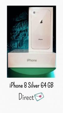 iPhone 8 64GB Silver iPoster.ua
