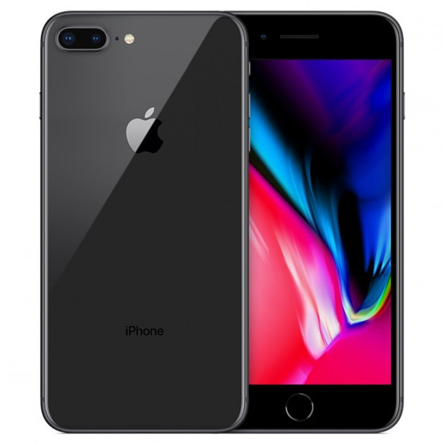 iPhone 8 Plus 256GB Space Gray iPoster.ua