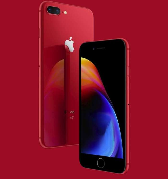 iPhone 8 Plus 64 GB (PRODUCT)RED iPoster.ua