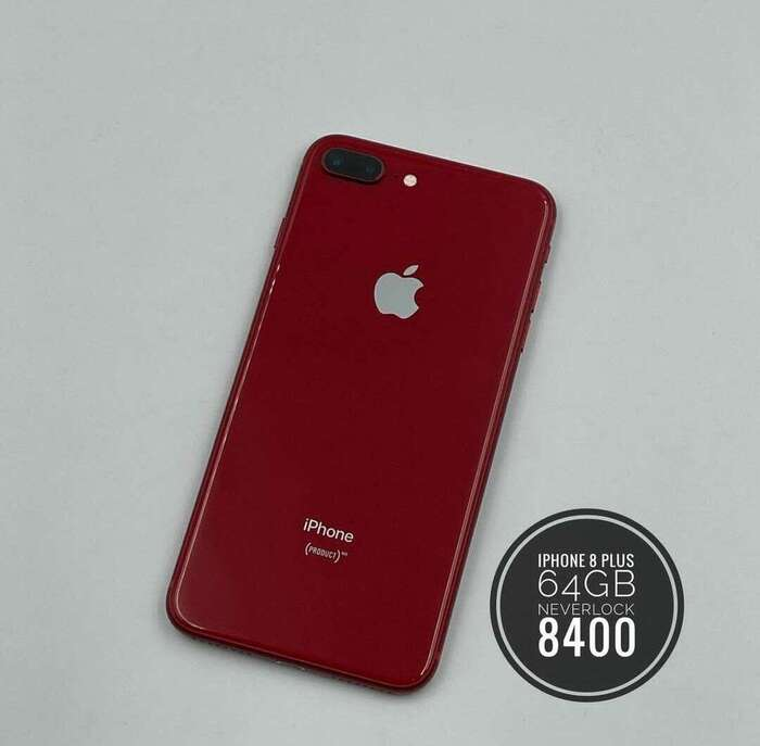 iPhone 8 Plus 64GB (PRODUCT)RED БУ iPoster.ua