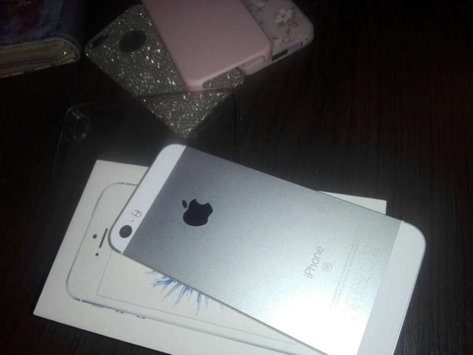 iPhone SE 16GB Silver iPoster.ua