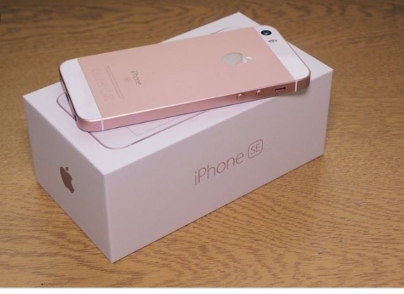 iPhone SE 32 GB Rose Gold БУ iPoster.ua