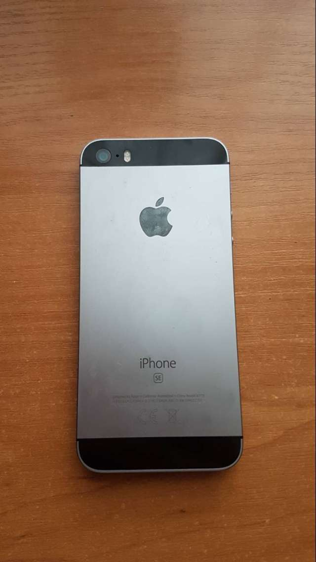 iPhone SE 32 GB Space Gray БУ iPoster.ua