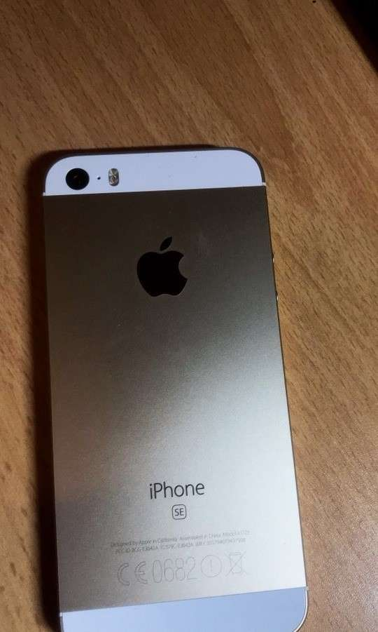iPhone SE 32GB Gold БУ iPoster.ua