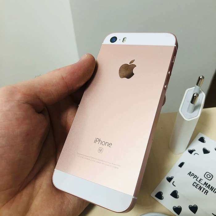 iPhone SE 32GB Rose Gold БУ iPoster.ua