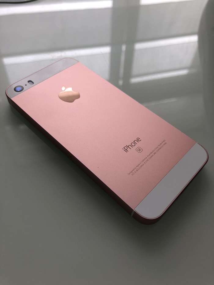 iPhone SE 64 GB Rose Gold БУ iPoster.ua