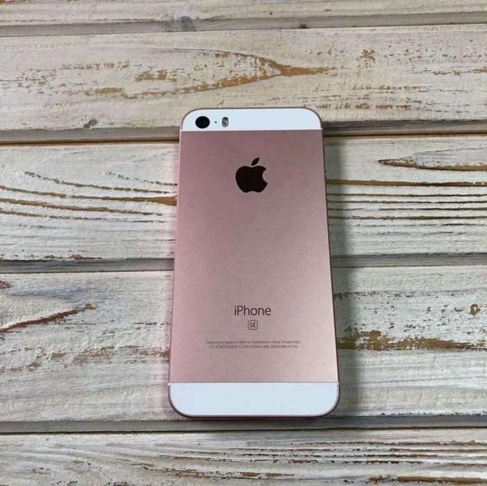 iPhone SE 64GB Rose Gold БУ iPoster.ua
