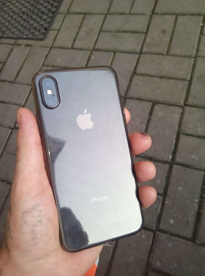 iPhone X 256 GB Space Gray БУ iPoster.ua
