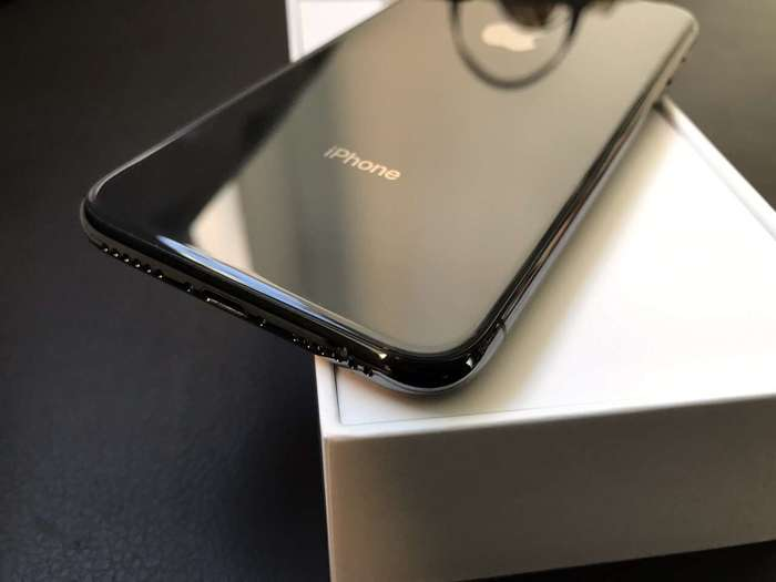 iPhone X 64 GB Space Gray БУ iPoster.ua