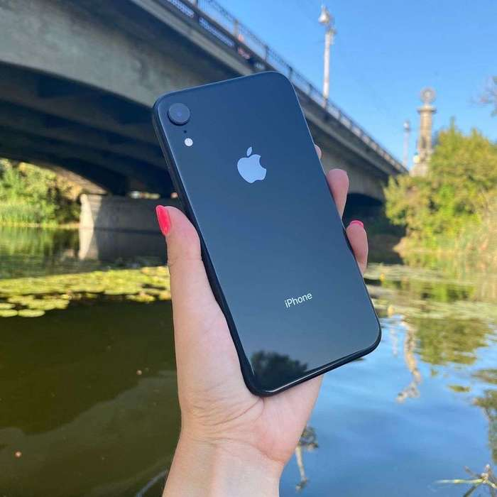 iPhone Xr 128GB Black БУ iPoster.ua