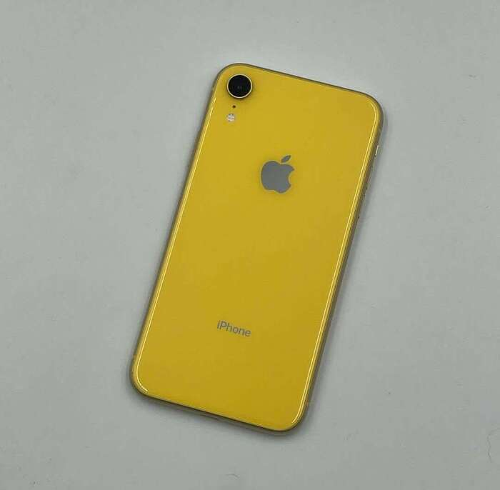 iPhone Xr 128GB Yellow БУ iPoster.ua