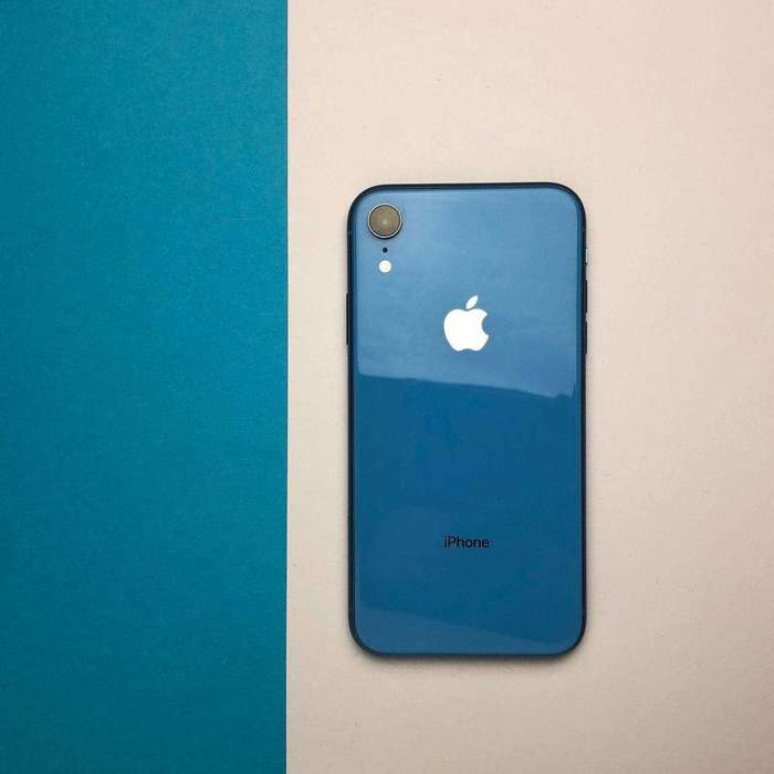 iPhone Xr 64GB Blue БУ iPoster.ua
