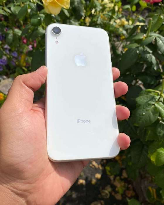 iPhone Xr 64GB White БУ iPoster.ua