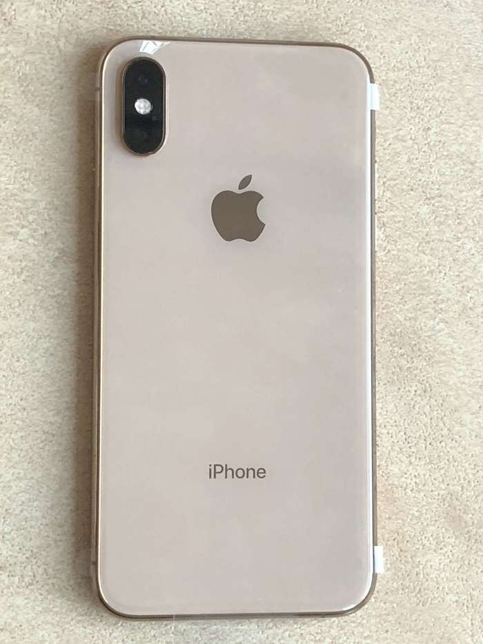 iPhone Xs 64 GB Gold iPoster.ua