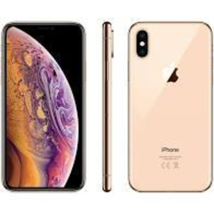 iPhone Xs 64GB Gold iPoster.ua